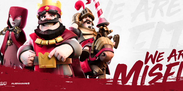 Misfits in the Clash Royale League
