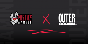 Misfits Gaming and Outerstuff Launch Esports and Gaming Apparel Joint Venture