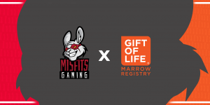 MISFITS AND MAYHEM TEAM UP WITH GIFT OF LIFE