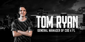 "Misfits Gaming Appoint Tom ""OGRE2"" Ryan as GM of Upcoming Florida Call of Duty Franchise"