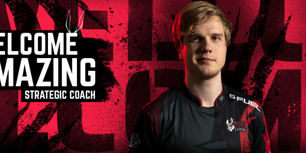 Welcome, Maurice 'Amazing' Stückenschneider – LoL Strategic Coach!