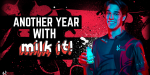 Misfits Gaming Continues Fortnite Series Partnership with Milk It!