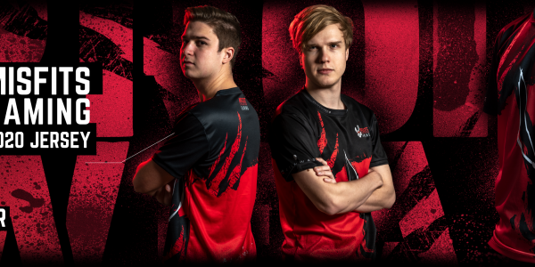 Misfits Gaming 2020 Pro Wear – PREORDER NOW!
