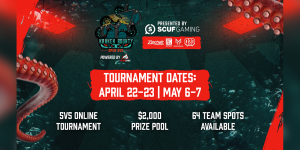 Florida Mutineers Kraken Bounty Open 5v5 presented by Scuf Gaming, Powered by AFD